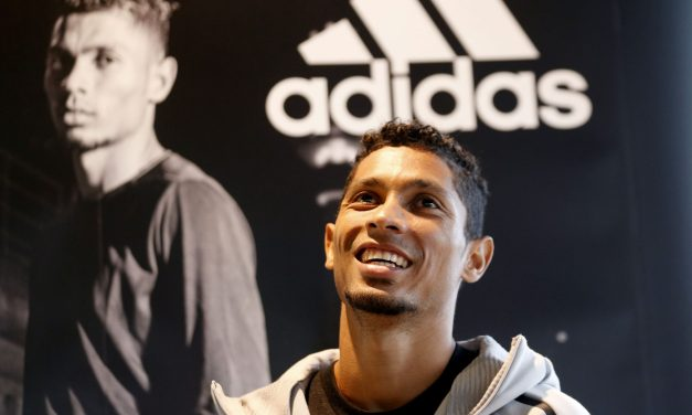 Adidas' Fastest Athletes Arrive In London Ahead Of The IAAF World Championships