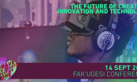 The future of creative innovation & technology takes centre stage at 2017 Fak'ugesi Conference
