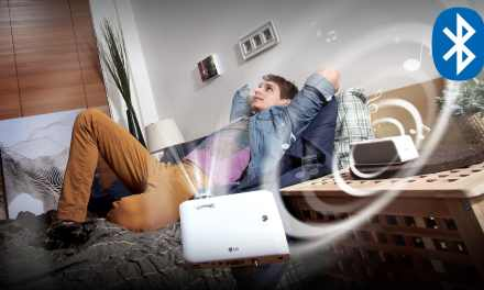 Introducing LG Minibeam: Experience a big screen anywhere, at any time