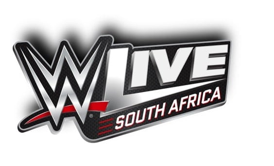 WWE® LIVE Returns to South Africa, Tickets go on sale from 13 December 2017