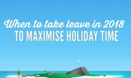 How to maximise your leave in 2018