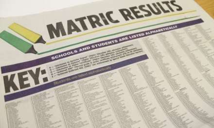 How to access the Matric 2017 results