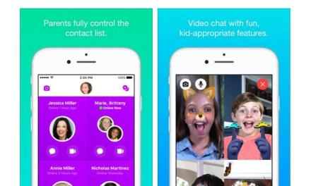 Facebook Launches Messenger for Kids Under 13