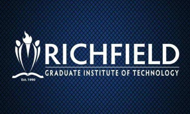 Richfield Graduate Institute of Technology – 2018 Registrations Now Open!