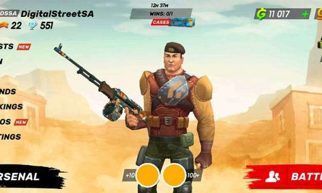 Guns of Boom – Brilliant Free Multiplayer FPS Game for Android and iOS