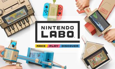 Nintendo Labo Announced for Nintendo Switch