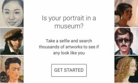 How to use the Google Arts & Culture App Museum Selfie Match Feature in South Africa