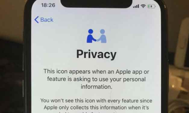 New Privacy Icon To Prevent Phishing Scams in iOS 11.3 Beta