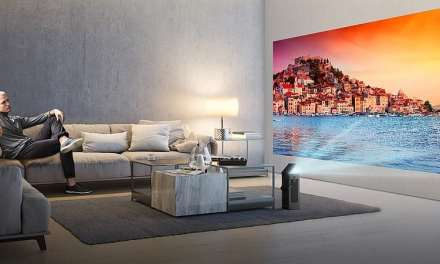 LG Launches 4K UHD HU80KA Projector With HDR Support