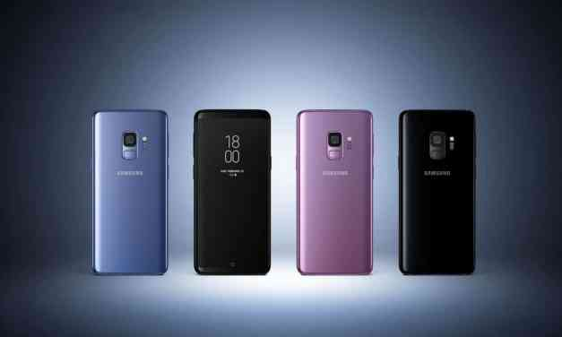 Samsung Galaxy S9 and Galaxy S9+ Launched!