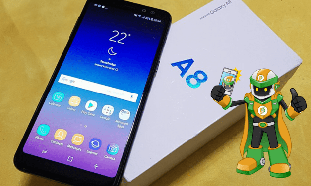 Review: Samsung Galaxy A8 (2018)