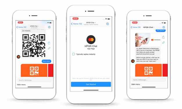 Mastercard Uses Facebook Messenger To Help Small Businesses Go Digital