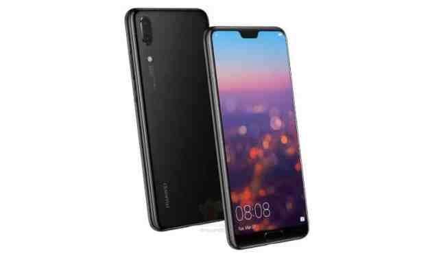 Huawei P20 Leaks Put Triple Camera Setup Speculation To Bed
