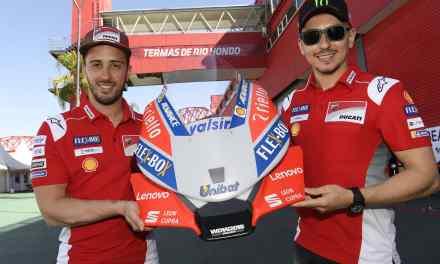 Lenovo signs as Ducati Team's MotoGP technology partner
