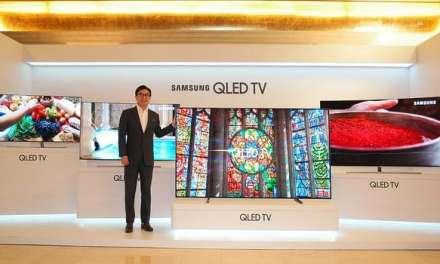 Samsung Dominates The Large Screen TV Market