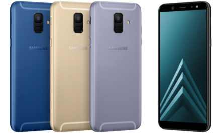 Samsung Introduces the Galaxy A6+