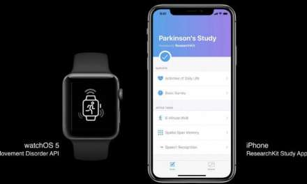 Parkinson's Disease Tracking Feature Now Available on Apple Watch