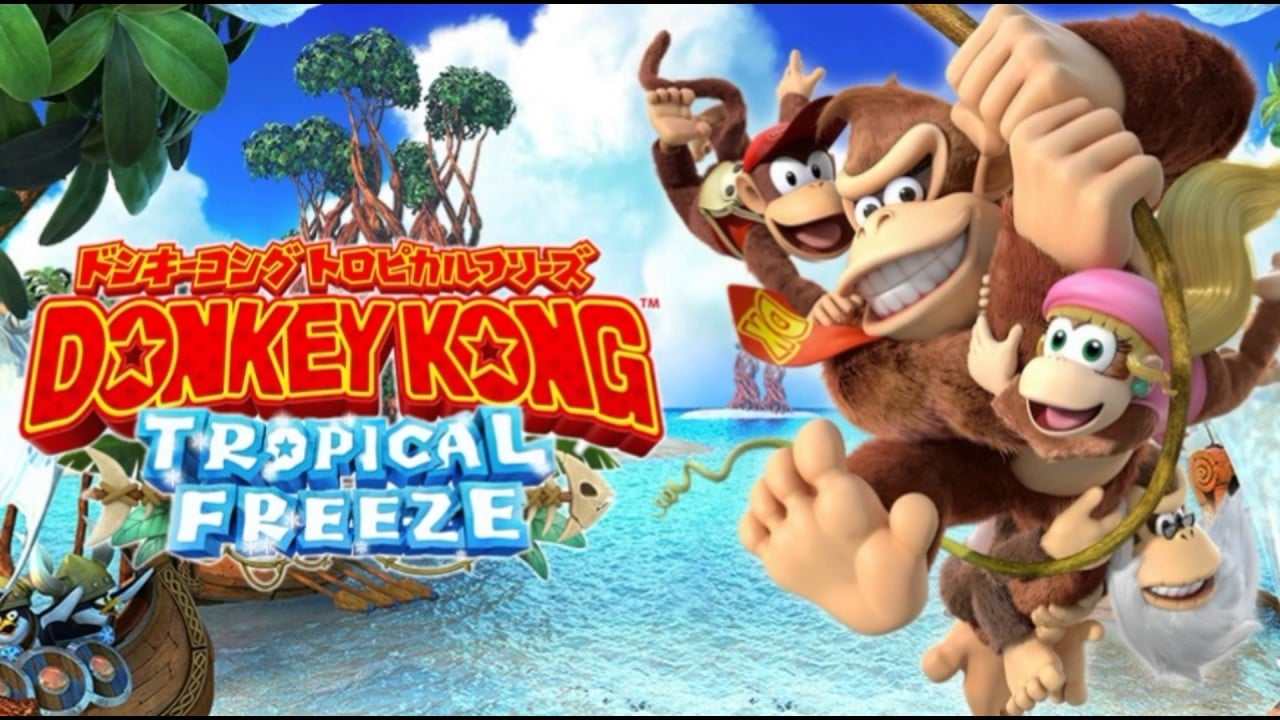 Donkey Kong Tropical Freeze The Cheats That You Can Use In It