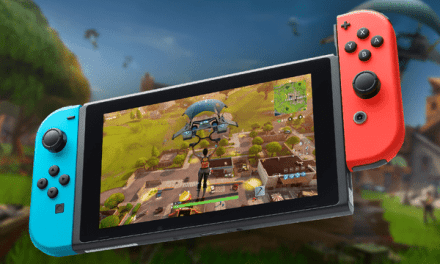 Fornite on its way to Nintendo Switch