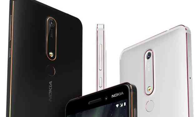 The new Nokia 6.1, built to last and designed to perform