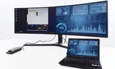 Super-size your monitor for seamless multi-tasking with the Samsung CJ89