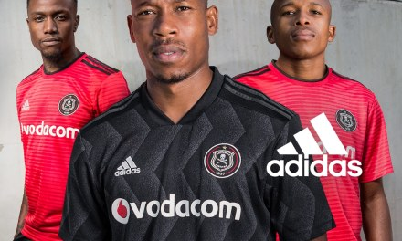 adidas Football and Orlando Pirates reveal 2018/19 home and away kits
