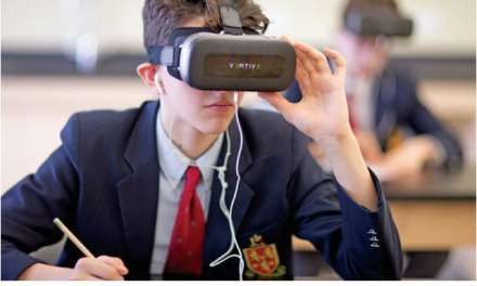 Sangari Partners with Veative to Bring Complete Virtual Reality Solutions to SA Schools