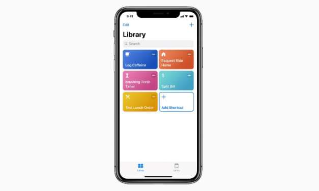 Beta Version of Siri Shortcuts App Released, Download It Here