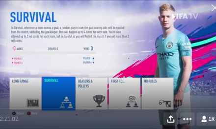 EA Takes on Battle Royale with All New Survival Mode on FIFA 19