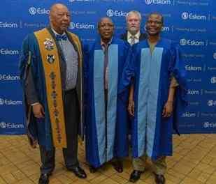 Eskom academy upskills black small business owners