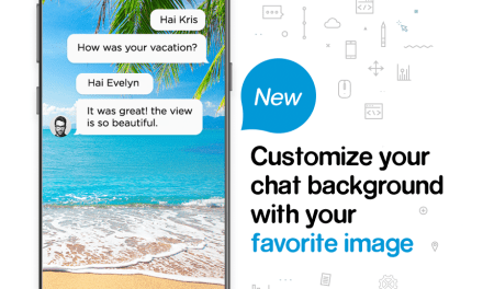 BBM Messenger update – Customise Chat Background, New Features on BBM Desktop (Android), Official Accounts and More