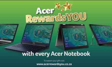 Acer Rewards Consumers