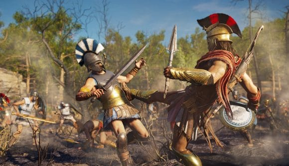 Play Assassin's Creed Odyssey for Free on PC with Google's Project Stream