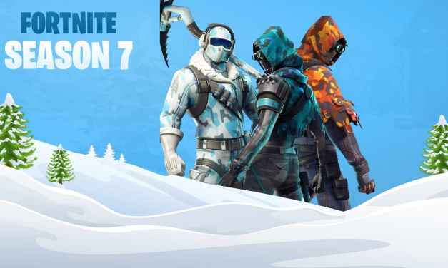Fortnite Season 7 Released And This Is What It's All About