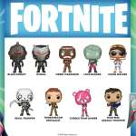 Fortnite Funko Pops hits South African shores