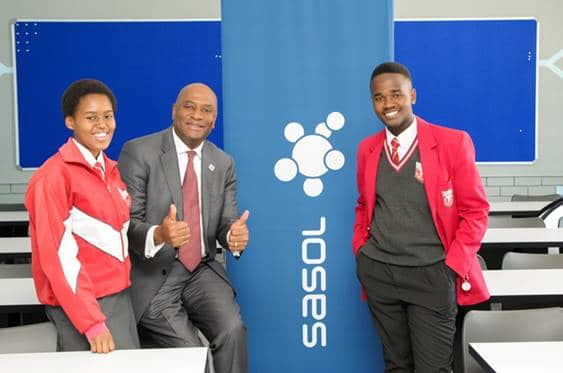 Sasol Energy invests in mathematics laboratories for Manyano High School