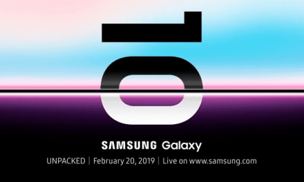 Official: Samsung Galaxy S10 Will Be Launched on 20 February 2019