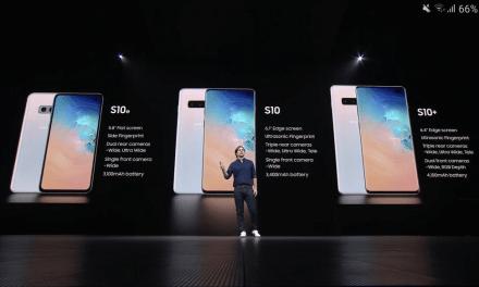 Samsung Galaxy S10, Galaxy S10+, Galaxy S10e Launched!