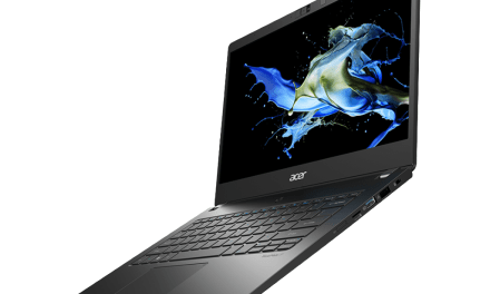 TravelMate P6 Series Notebook Provides Long Battery Life in an Ultra-Thin-and-Light and Durable Design for Professionals On-the-Go