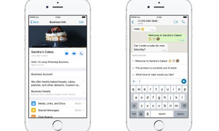WhatsApp Business App for iPhone Begins Rolling Out Worldwide