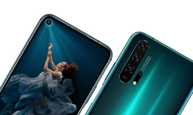 Honor 20 Pro Launched