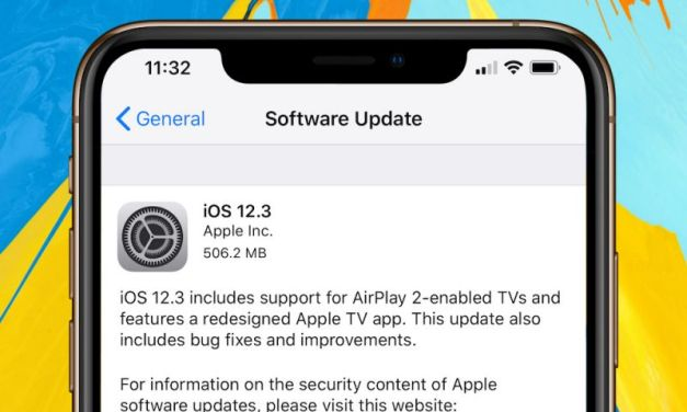 Apple Releases iOS 12.3, tvOS 12.3, watchOS 5.2.1 and macOS 10.14.5