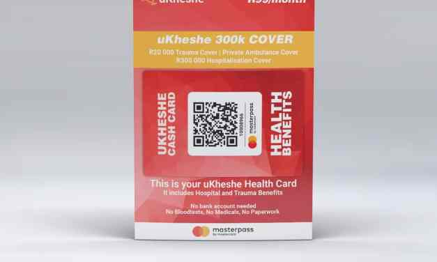 uKheshe introduce Health Benefits card as SA's newest and most affordable medical aid
