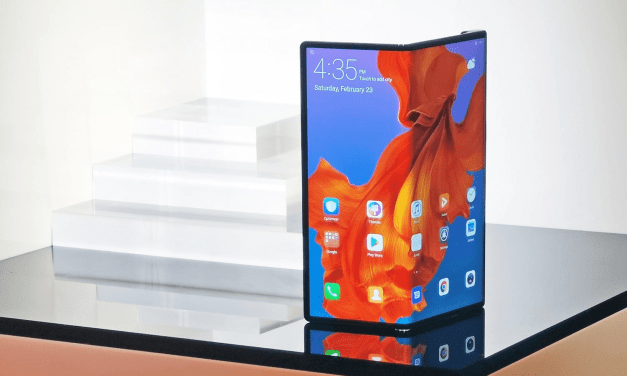 Huawei Mate X Foldable Phone Set To Hit The Shelves This September