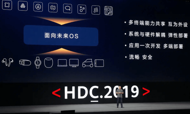 Huawei Officially Unveils HarmonyOS to Rival Android