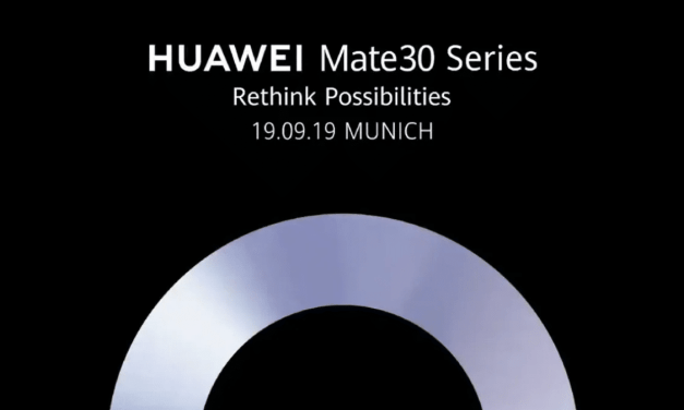 Huawei Mate 30 Series Set to Launch on 19th September 2019