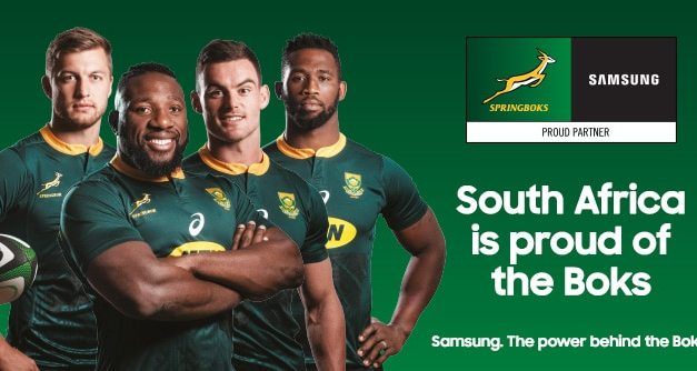 Springboks Win the Rugby World Cup and Hearts of the Nation