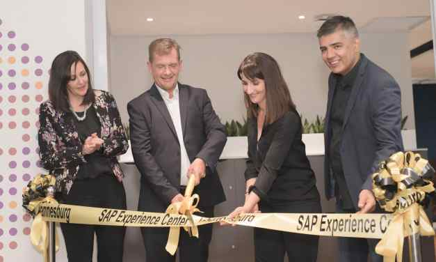 SAP heralds new era of customer innovation with opening of first Experience Center in Africa