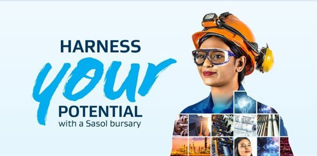 Applications are now open for Sasol's prestigious bursary programme for 2021