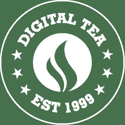 website Design Digital Tea Edmonton